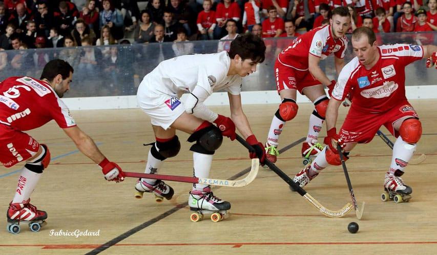 Finale de la Coupe de France de rink hockey 2016