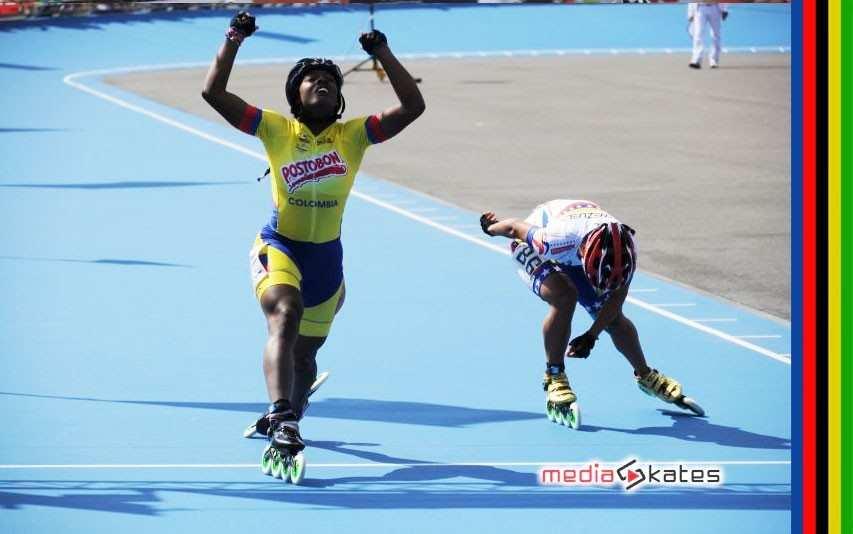 500m junior women