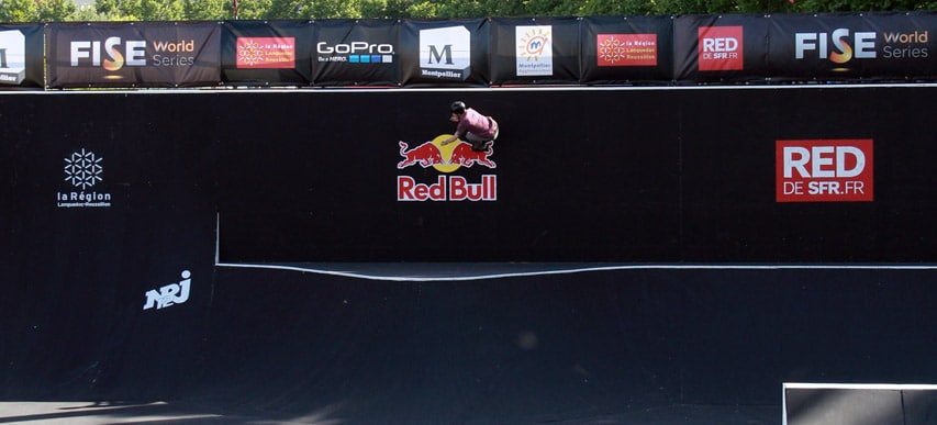 Maxime Genoud - Wall Rider Transfert