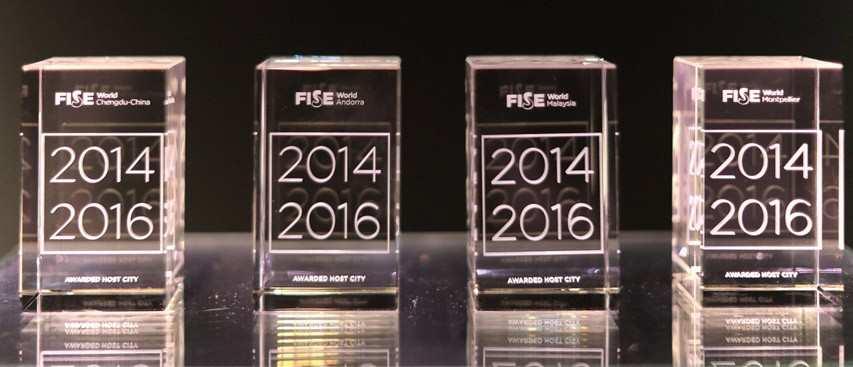 fise world series trophees