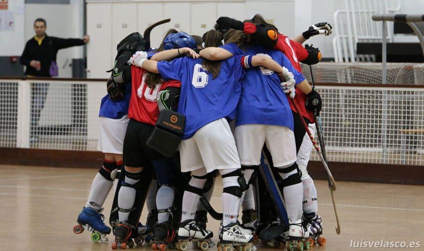 Equipe Ile de France de rink hockey 2015