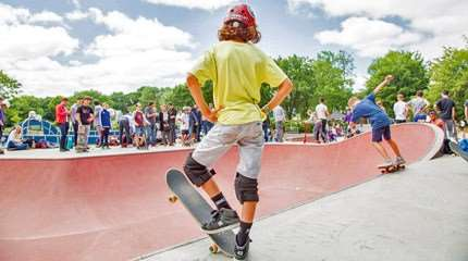 inauguration skate park gouesnou 2017 small