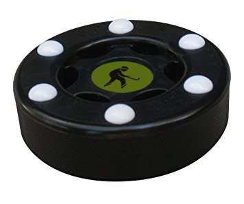 inline hockey puck