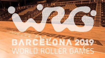 installations world roller games barcelona 2019