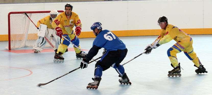Jeux Mondiaux 2013 : la Colombie surprend l'Italie en roller-hockey