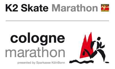 K2 Marathon Roller Cologne 2011 logo