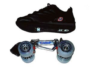 K2 Phenomen Quad Skate