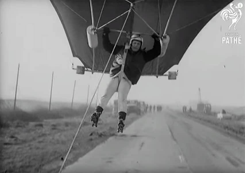 kite roller 1964