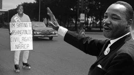 ledger smith patine pour les droits civiques des noirs small