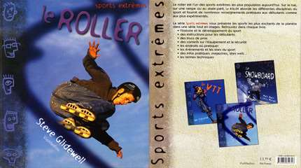 livre le roller steve glidewell couverture small