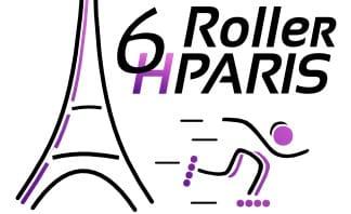 Logo des 6 H roller de Paris