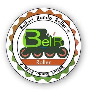 Logo rando roller Belfort