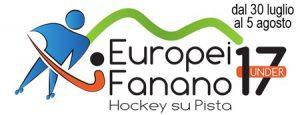 Championnat d'Europe U17 de rink hockey 2017 à Fanano (Italie) @    Fanano     