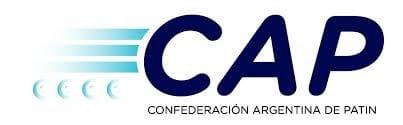 logo confederation argentine patinage
