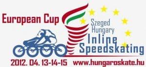Coupe d'Europe de roller course 2012 à Szeged (Hongrie) @  | Szeged |  |