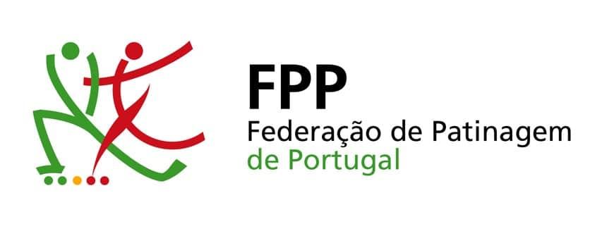 logo federation portugal patinage