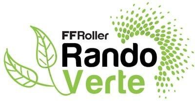 logo ffroller rando verte2016