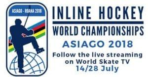 Championnats du monde de roller hockey 2018 à Roana/Asiago (Italie) @  | Roana |  |