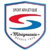 Logo SA Mérignac Rink Hockey