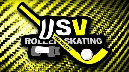 logo usv roller skating small