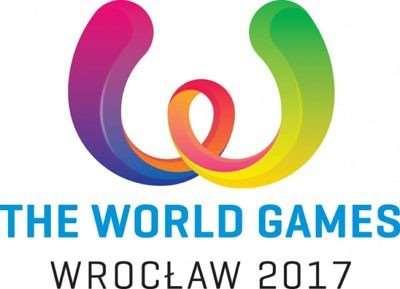logo world games wroclaw pologne 2017