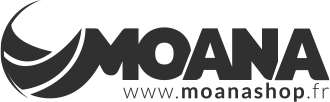Logo Moana Shop