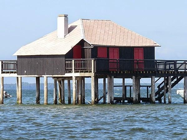 maison pilotis bassin arcachon
