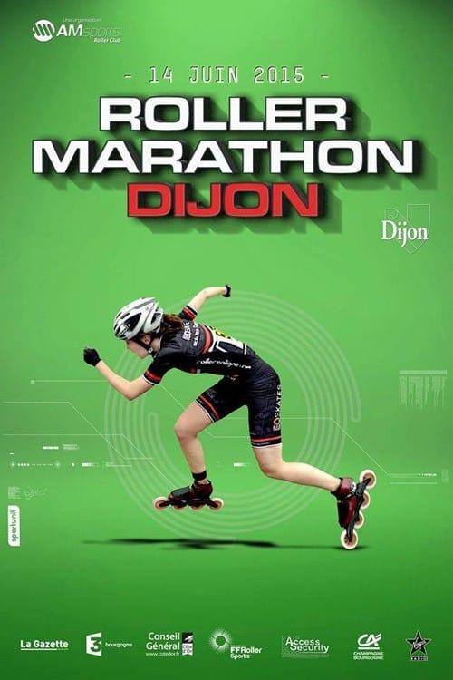 marathon roller Dijon 2015