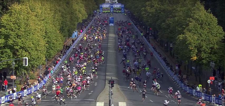 Marathon roller de Berlin 2015