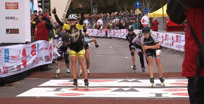 Marathon roller Cologne 2012