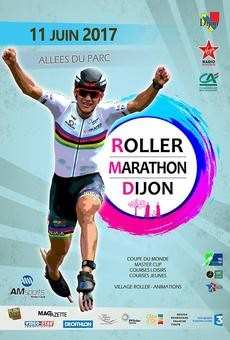 marathon roller dijon 2017