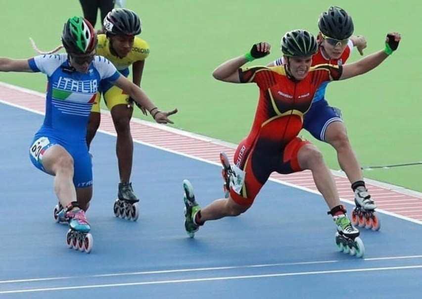 Mareike Thum remporte le 1000 m