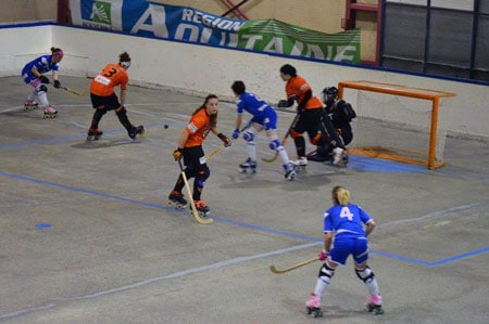 Match Coutras Noisy