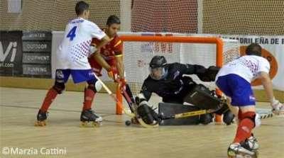 match france espagne championnat europe rink hockey 2014 small