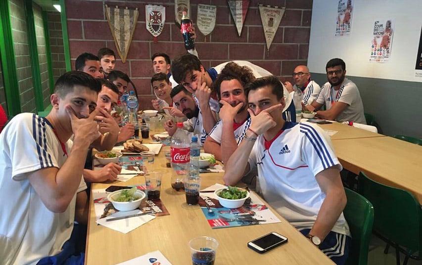 Equipe de France de rink hockey 2017