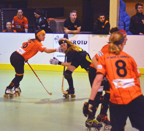 Coupe d'Europe de rink hockey : Noisy Calenberg
