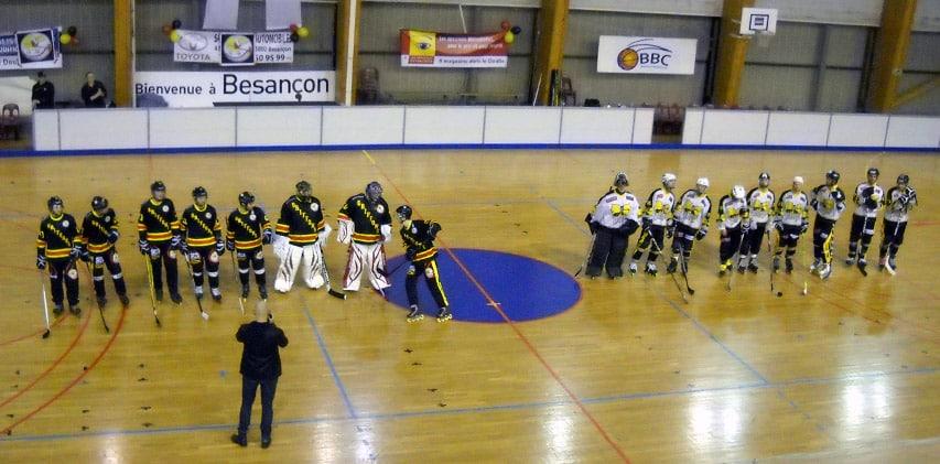 Championnat de France N2 : Besançon s'impose face à Camon