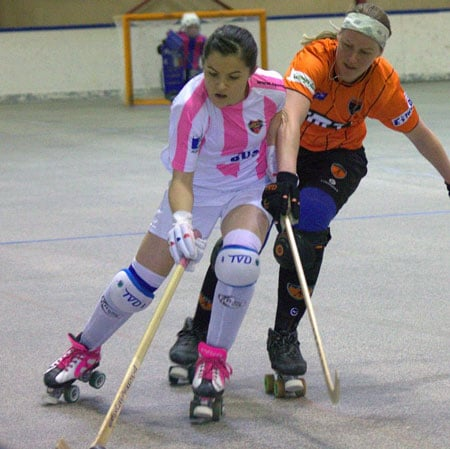 Championnat N1 dames Rink Hockey 2016