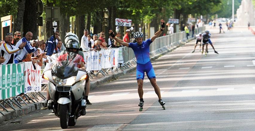 Dijon Roller Marathon 2014