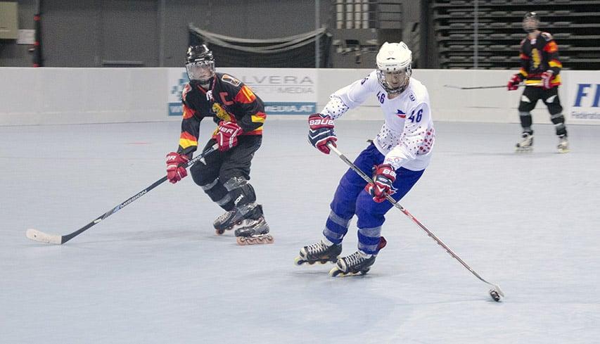 Juniors hommes : France - Belgique