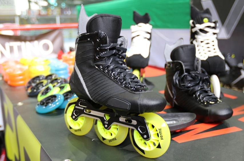 Les patins 3 roues de roller hockey par Powerslide