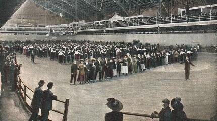 pittburg roller skating rink 1909 small