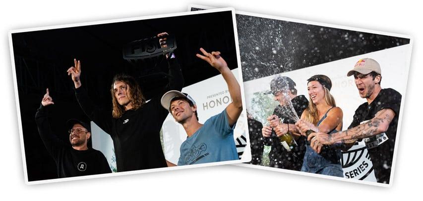 Les podiums FISE World Series 2019