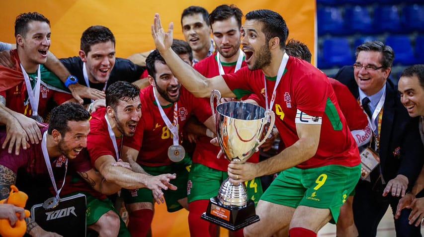 Le Portugal, champion du Monde Senior Homme de rink hockey 2019