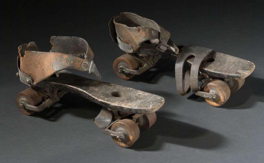 Patins Plimpton - Credit: Science Museum