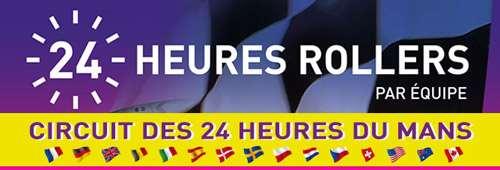 24 H du Mans Roller 2014