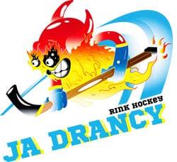 Logo du club de rink hockey du JA Drancy
