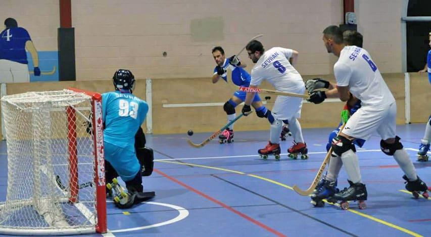 Le club de rink hockey du J.A. Drancy