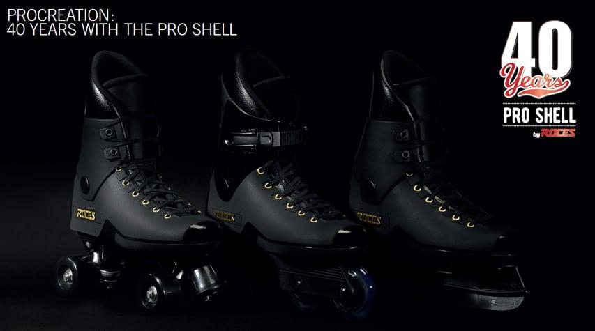 Roces Pro Shell