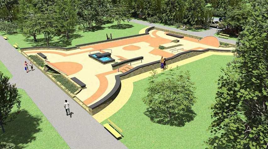 projet skatepark tour de peilz leman